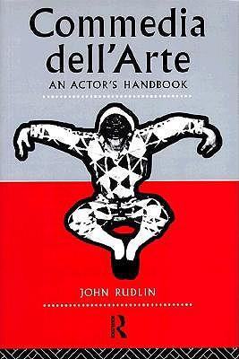Commedia Dell'Arte By Rudlin, John